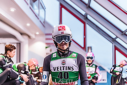 10.02.2019, Salpausselkae Hill, Lahti, FIN, FIS Weltcup Ski Sprung, Herren, im Bild Halvor Egner Granerud (NOR) // Halvor Egner Granerud of Norway during the men's FIS Ski Jumping World Cup at the Salpausselkae Hill in Lahti, Finland on 2019/02/10. EXPA Pictures © 2019, PhotoCredit: EXPA/ JFK