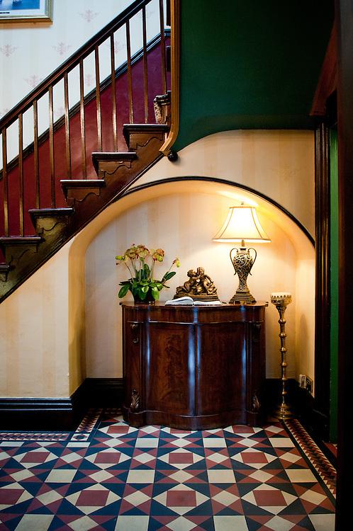 Hospitality & Interiors Photography in Cheshire for Congleton's luxury Alexandra Court Hotel