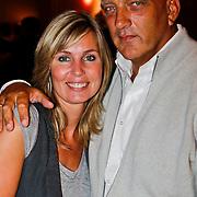 NLD/Hilversum/20100819 - RTL perspresentatie 2010, Vivian Slingerland en Herman den Blijker