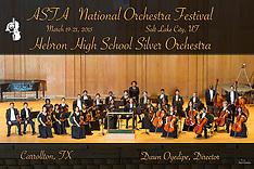 Hebron High School Silver Orchestra