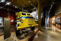 Apartheid Museum, Johannesburg, South Africa.