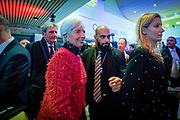 Managing Director and Chairwoman of the International Monetary Fund - IMF - Christine Lagarde at the World Economic Forum in Davos
