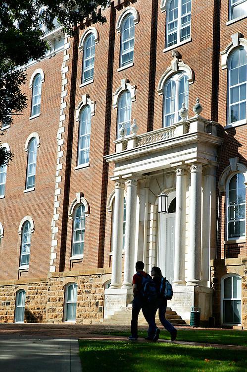 University of Arkansas Campus.10/17/2003