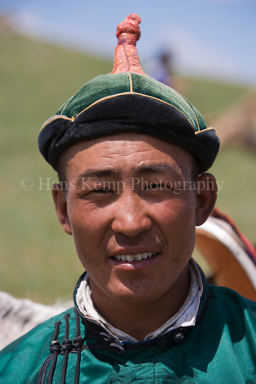 Mongolia, North East Mongolia, Nadaam, Horse racing