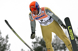 Branko Iskra at Flying Hill Individual in 2nd day of 32nd World Cup Competition of FIS World Cup Ski Jumping Final in Planica, Slovenia, on March 20, 2009. (Photo by Vid Ponikvar / Sportida)