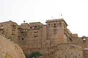 India, Rajasthan, Jaisalmer, Jaisalmer fort