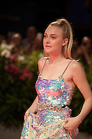 Dakota Fanning at the premiere of the film Brimstone at the 73rd Venice Film Festival, Sala Grande on Saturday September 3rd 2016, Venice Lido, Italy.