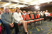16/06/2014  Leader candidate for the Labour Party at the Clayton Hotel Galway.  Photo:Andrew Downes