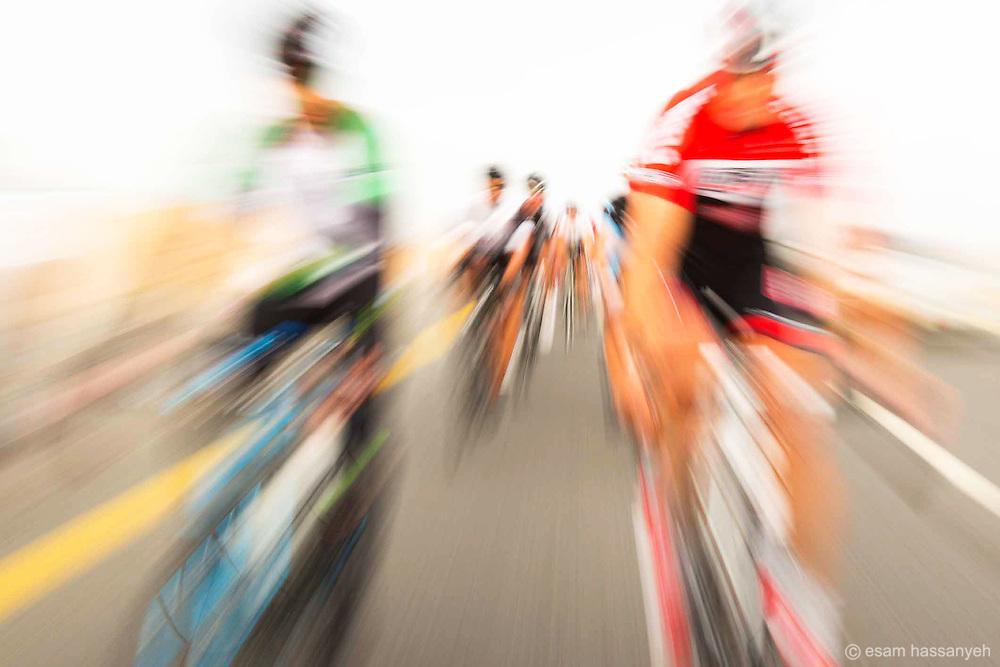 Esam Hassanyeh, Dubai Roadsters, Cycling Dubai