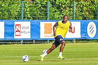 Djamel Bakar  - 30.06.2015 - Reprise de Montpellier - 2015/2016<br />Photo : Alexandre Dimou / Icon Sport