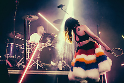 Little Dragon perform at The Bonnaroo Music and Arts Festival - 6/15/14