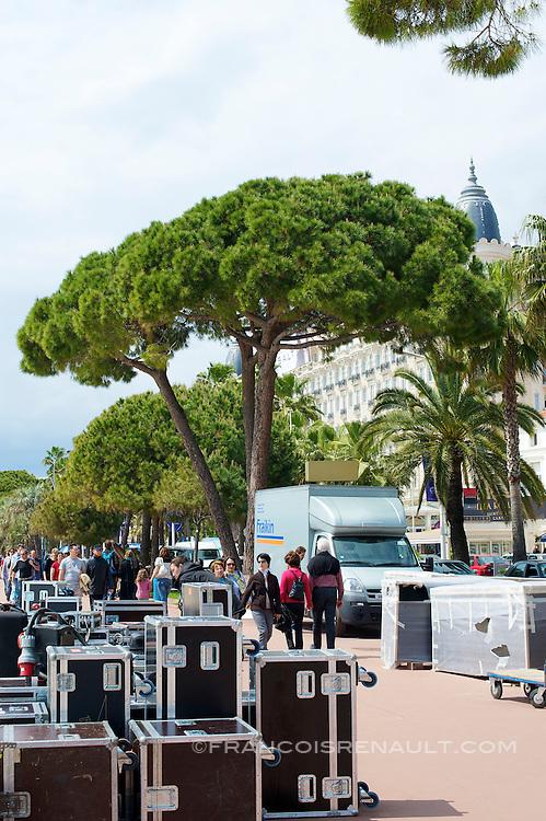 Festival de Cannes-2010-installation