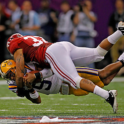 01-09-2012 BCS Championship-Alabama vs LSU