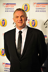 © Licensed to London News Pictures. 16/12/2011. London, England. Greg Davies attends the Channel 4 British Comedy Awards  in Wembley London .  Photo credit : ALAN ROXBOROUGH/LNP