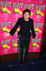 Actress JULIE WALTERS at an after show party following the opening night of Acorn Antiques - The Musical at The Theatre Royal, Haymarket and held at The Cafe de Paris, Coventry Street, London on 10th February 2005.<br />
