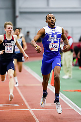 ECAC/IC4A Track and Field Indoor Championships<br /> 500 meters, Jaelen Williams, Hampton