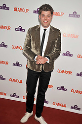 Daniel Merriweather at the 2009 Glamour Magazine Awards held in Berkeley Square, London on 2nd June 2009.