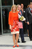Prinses Maxima bij Metaalunie Productivity Award