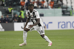 May 3, 2019 - Turin, Piedmont, Italy - Moise Kean (Juventus FC) during the Serie A football match between Juventus FC and Torino FC at Allianz Stadium on May 03, 2019 in Turin, Italy..Final results: 1-1. (Credit Image: © Massimiliano Ferraro/NurPhoto via ZUMA Press)