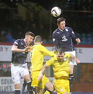 25-03-2014 Dundee v Queen of the South