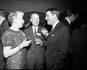 20/04/1970<br /> 04/20/1970<br /> 20 April 1970<br /> Tynagh Mines Dinner Dance at Loughrea, Co. Galway. Mrs G.H. White; Mr. G.H. White and Michael Stewart, Mine Manager Gortdrum?