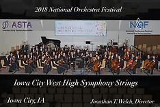 Iowa City West High Symphony Strings