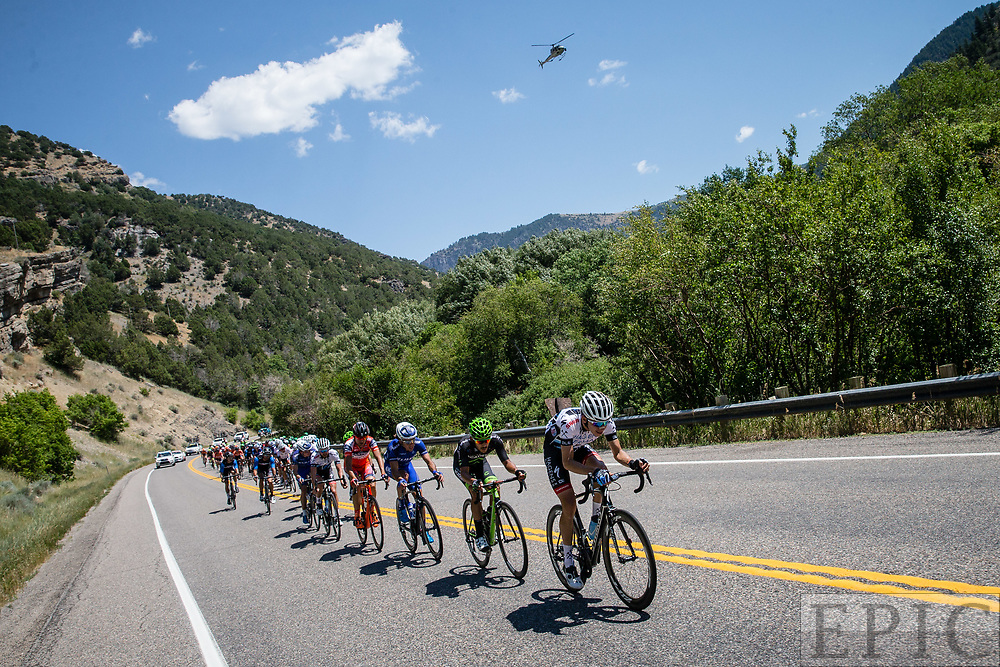 Cycling: Larry H. Miller Tour of Utah 2017 / Stage 1<br /> <br /> Logan - Logan (213.3km) / TOU / Utah  <br /> &copy; Jonathan Devich