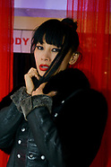 Bai Ling actress in Brussels Festival