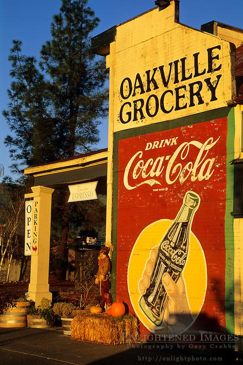 Oakville Grocery, Oakville, Napa Valley, Napa County, California