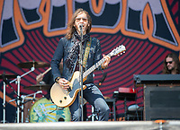 2019-06-06 | Norje, Sweden: Charlie Starr performing at Sweden Rock Festival ( Photo by: Roger Linde | Swe Press Photo )<br /> <br /> Keywords: Sweden Rock Festival, Norje, Festival, Sweden Rock Festival, SRF, Blackberry Smoke