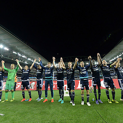 Melbourne Victory v Western Sydney Wanderers | Hyundai ALeague | 12 November 2016