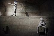 Matera, sculture al MUSMA