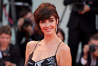 Paz Vega at the premiere gala screening of the film Roma at the 75th Venice Film Festival, Sala Grande on Thursday 30th August 2018, Venice Lido, Italy.