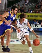 Eurobasket Turchia 2001 <br /> Italia-Bosnia<br /> Andrea Pecile