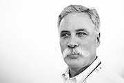 October 23, 2016: United States Grand Prix. Chase Carey, Chairman of the Formula One Group.