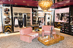 © Licensed to London News Pictures. 04/04/2016.  AGENT PROVOCATEUR underwear store at the new SELFRIDGES Body Studio - the world's first fully integrated bodywear department and the largest retail space ever opened by the iconic London store. Covering over 37,000 sq ft, customers will experience over 3,000 brands and more than 5,000 different clothing options.London, UK. Photo credit: Ray Tang/LNP