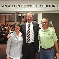 2016 UWL Brian and Lori Hesprich Donors Auditorium