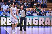 DESCRIZIONE : Trento Lega A 2014-15 Dolomiti Energia Trento Banco di Sardegna Sassari<br /> GIOCATORE : Spanghero Marco<br /> CATEGORIA : Delusione Arbitro Referee Mani <br /> SQUADRA : Dolomiti Energia Trento<br /> EVENTO : playoff gara 2 Lega A 2014-2015<br /> GARA : Dolomiti Energia Trento Banco di Sardegna Sassari<br /> DATA : 20/05/2015<br /> SPORT : Pallacanestro<br /> AUTORE : Agenzia Ciamillo-Castoria/M.Ozbot<br /> Galleria : Lega Basket A 2014-2015 <br /> Fotonotizia: Trento Lega A 2014-15 Dolomiti Energia Trento Banco di Sardegna Sassari
