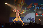 The Mexican Team wins the 2018 World Cosplay Summit with their crowd stunning acrobatic Street Fighter performance.