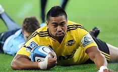 Wellington-Super Rugby, Hurricanes v Waratahs, April 06