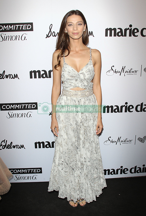 Marie Claire Fresh Faces 2018 Event - Los Angels. 27 Apr 2018 Pictured: Angela Sarafyan. Photo credit: Jaxon / MEGA TheMegaAgency.com +1 888 505 6342