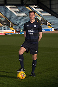 Cammy Kerr of Dundee - Dundee FC kit launch at Dundee, Dens Park,<br /> <br />  - &copy; David Young - www.davidyoungphoto.co.uk - email: davidyoungphoto@gmail.com