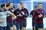 England Training 070914