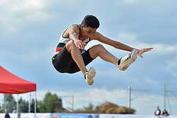 06/08/2017; Dimitrov, Kostadin, T13, BUL at 2017 World Para Athletics Junior Championships, Nottwil, Switzerland