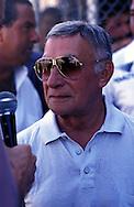 06.02.1991.President Emil Pinheiro of Botafogo FR.©JUHA TAMMINEN