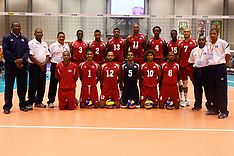 20120824 NED:  World League 2013 Qualification Nederland - Dominican Republic, Rotterdam