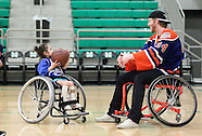OKC Barons vs Oklahoma Blaze Wheelchair Basketball - 2/18/2014