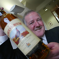 John McDermott, regonal director The Famous Grouse Whisky, Africa, India and the Middle East<br /><br />Picture by Graeme Hart.<br />Copyright Perthshire Picture Agency<br />Tel: 01738 623350  Mobile: 07990 594431