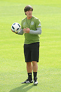Germany head coach Joachim Low during training at Stadio Communale, Ascona<br /> Picture by EXPA Pictures/Focus Images Ltd 07814482222<br /> 31/05/2016<br /> ***UK &amp; IRELAND ONLY***<br /> EXPA-EIB-160531-0033.jpg