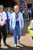 CLAUDIA RAINIERI at the Formula One  in Monaco
